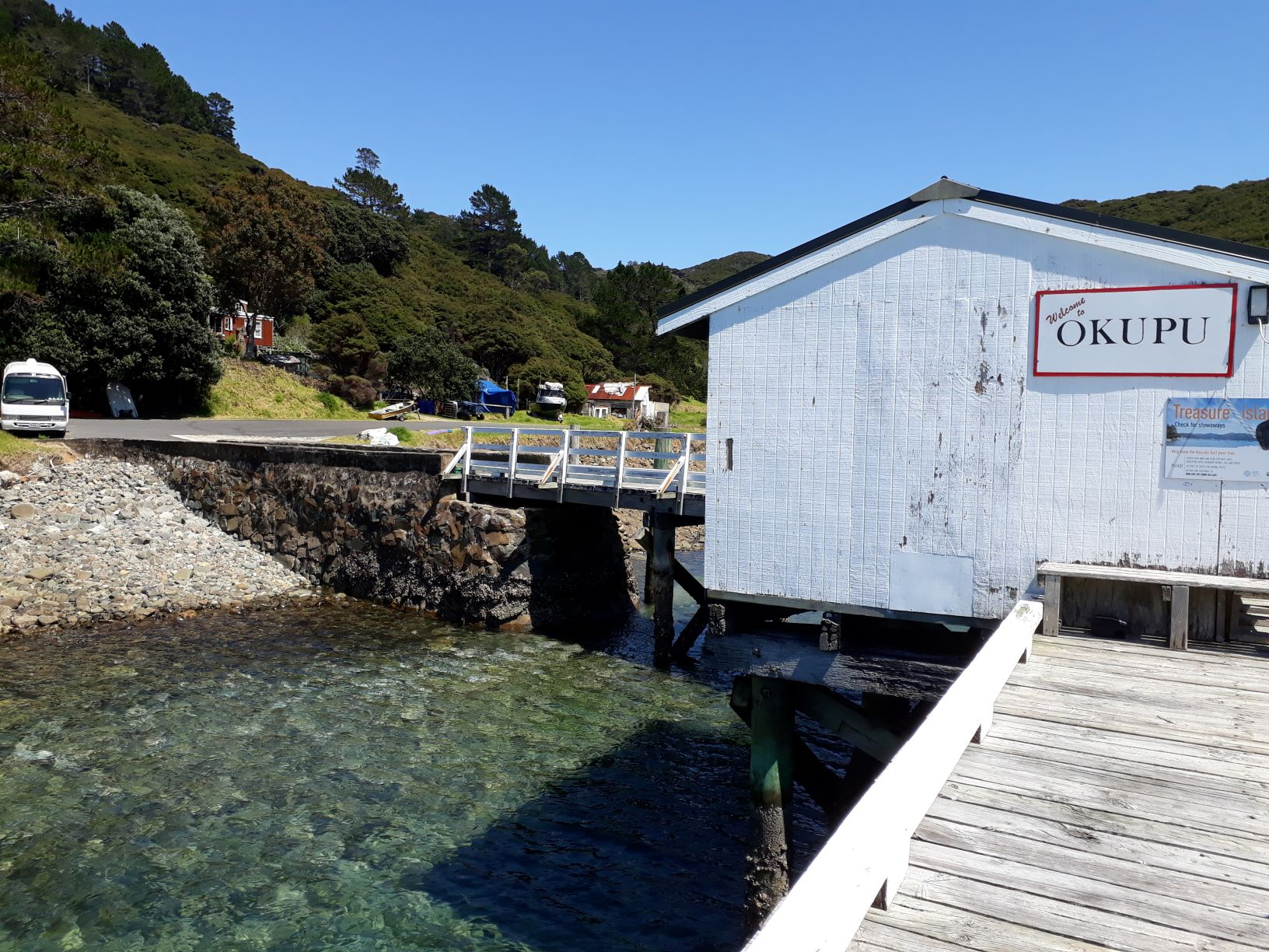 Members Photos Great Barrier Island 2019