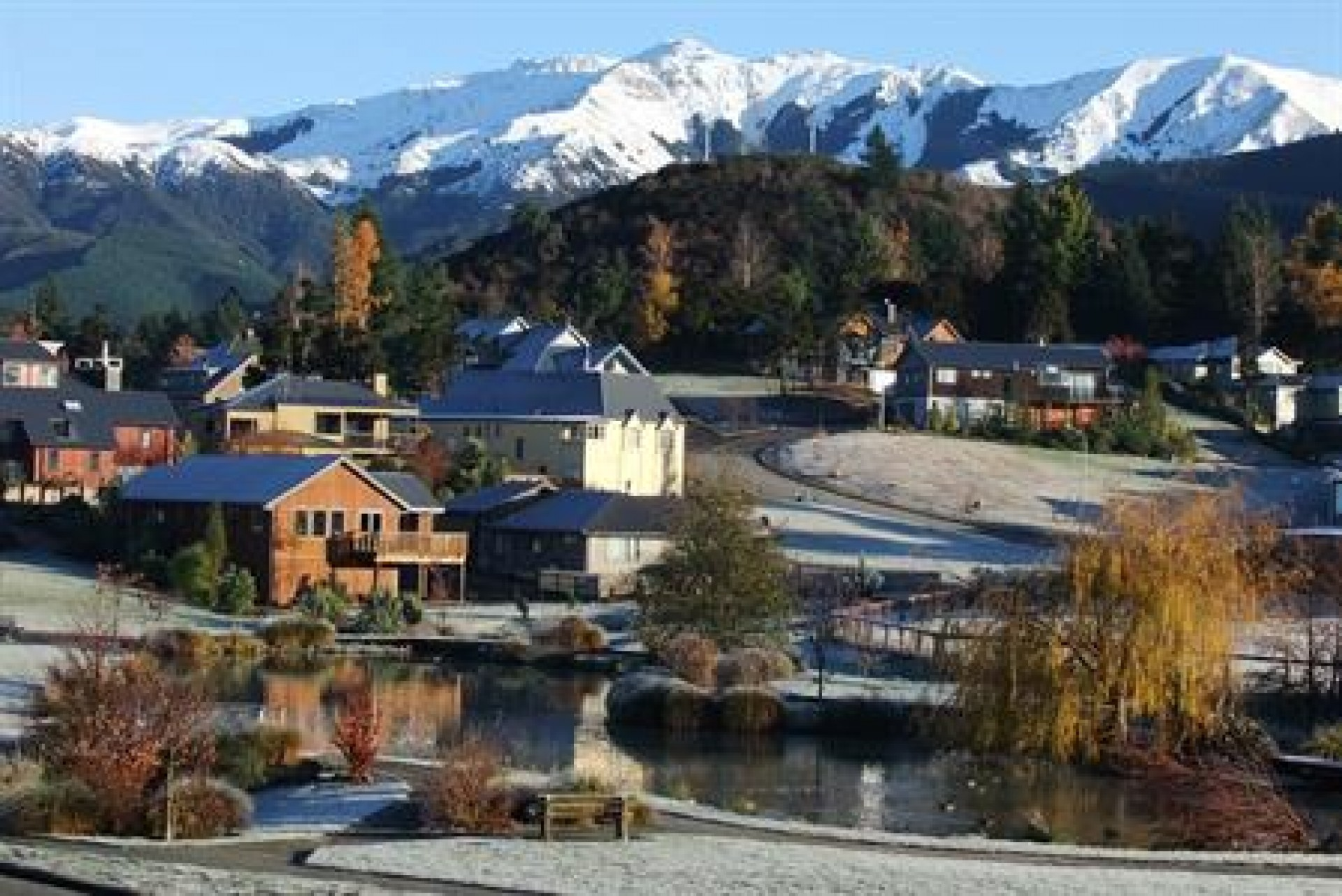 Hanmer Springs and Southern Sheep Stations Spectacular