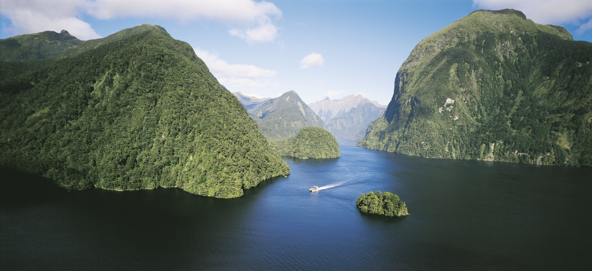 Te Anau, Milford, Doubtful Sound, Mavora Lakes and Walter Peak Station