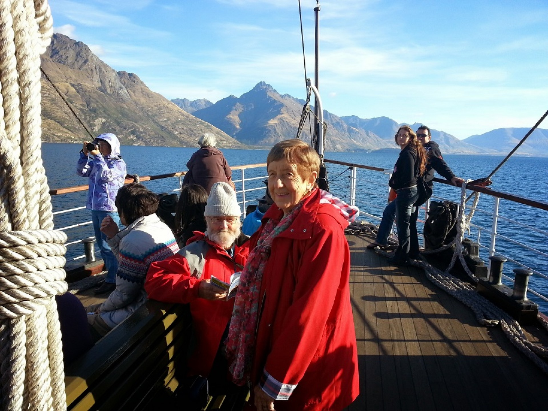 Te Anau,  Doubtful Sound, Mavora Lakes  & Walter Peak Station