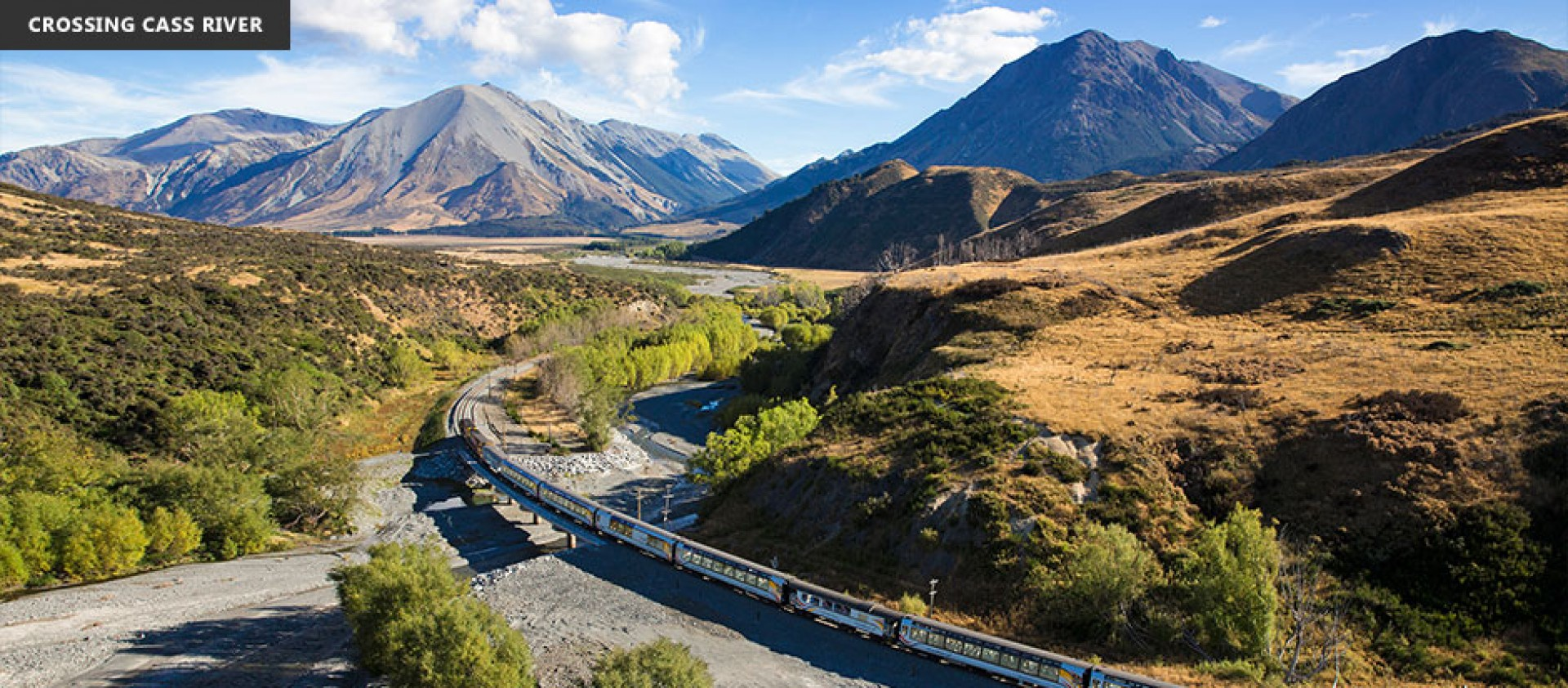 Tranz-Alpine Express & Wild West Coast Discovery Tour