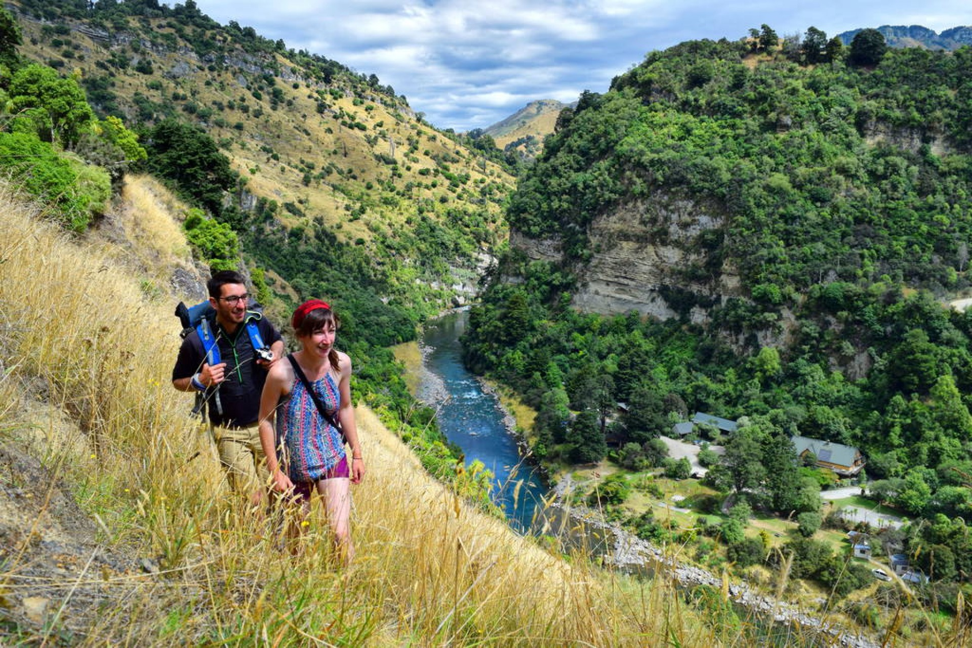 The Hidden Wonders of Our Central North Island Canyon Country