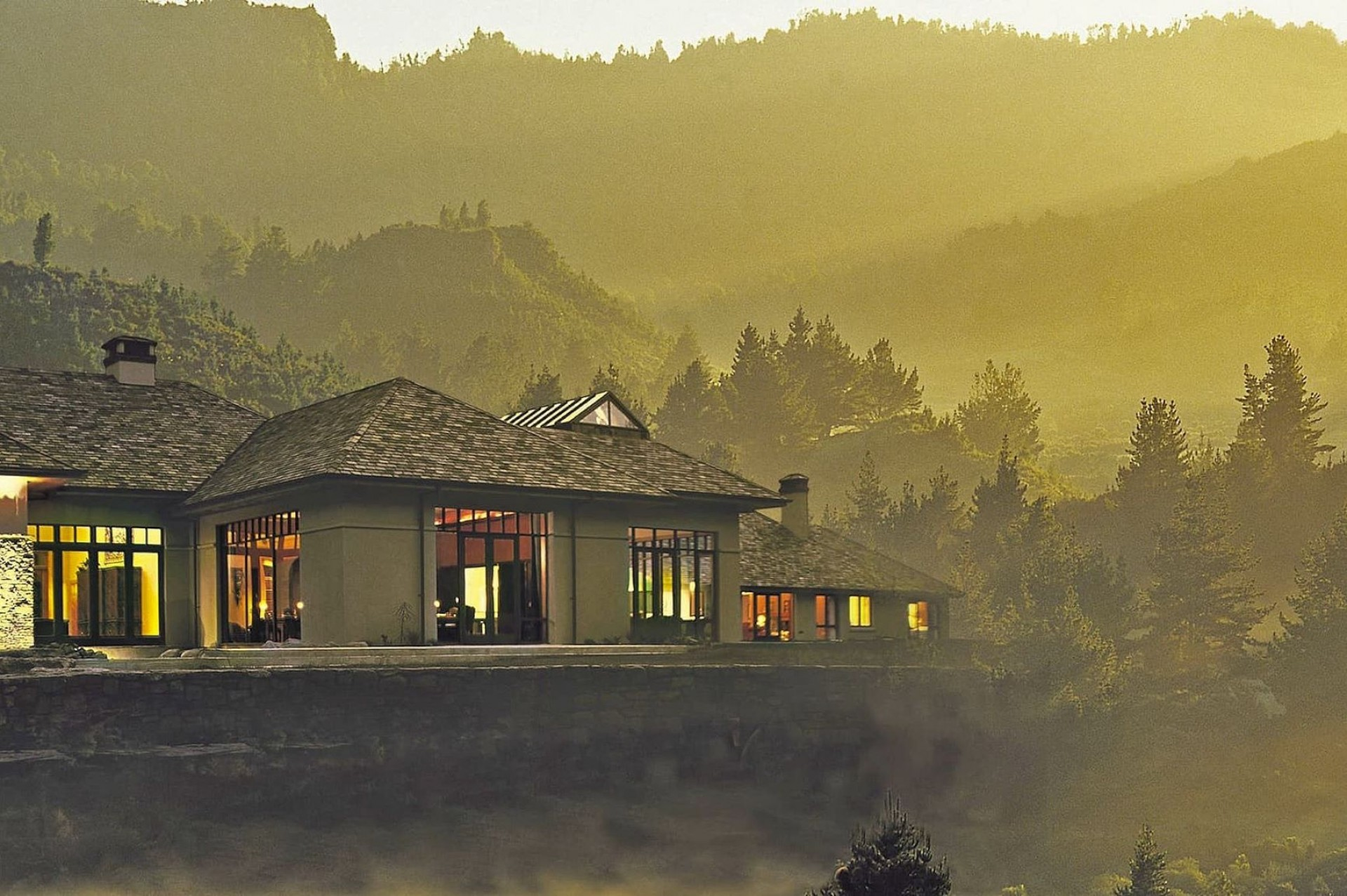 Treetops Lodge - A Special Lunch at One of The World's Best Luxury Destinations