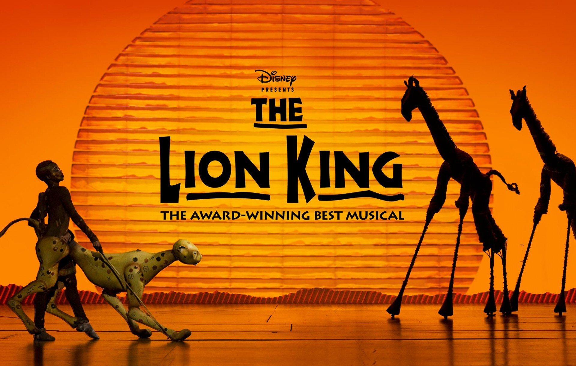 Disney's The Lion King - REGISTER ONLY Price and Specific Dates TBA
